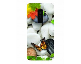 Husa Silicon Soft Upzz Print Samsung Galaxy S9+ Plus Model Zen