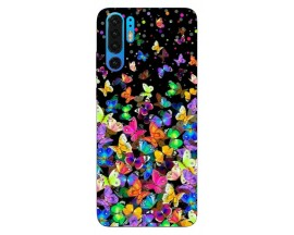 Husa Silicon Soft Upzz Print Huawei P30 Pro Model Colorature