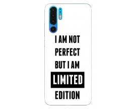 Husa Silicon Soft Upzz Print Huawei P30 Pro Model Limited Edition