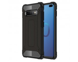 Husa Armor Upzz Samsung Galaxy S10+ Plus Anti-shock Negru