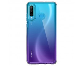 Husa Spate Ultra Slim Originala Huawei P30 Lite 0,5mm ,silicon ,transparenta