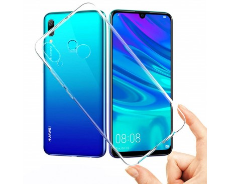 Husa Spate Silicon Ultra Slim Upzz Samsung Galaxy A30 Transparenta