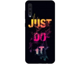 Husa Silicon Soft Upzz Print Samsung Galaxy A50 Model Jdi