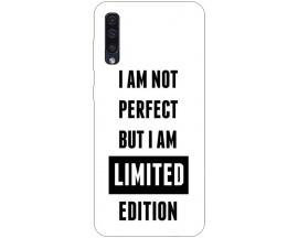 Husa Silicon Soft Upzz Print Samsung Galaxy A50 Model Limited Edition