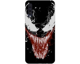 Husa Silicon Soft Upzz Print Samsung Galaxy A50 Model Monster