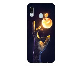 Husa Silicon Soft Upzz Print Samsung Galaxy A30 Model Reach