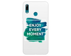 Husa Silicon Soft Upzz Print Huawei P Smart 2019 Model Enjoy