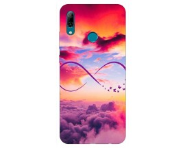 Husa Silicon Soft Upzz Print Huawei P Smart 2019 Model Infinity