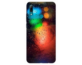 Husa Silicon Soft Upzz Print Huawei P Smart 2019 Model Multicolor