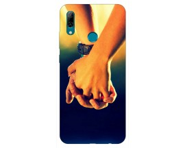 Husa Silicon Soft Upzz Print Huawei P Smart 2019 Model Together