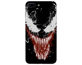 Husa Silicon Soft Upzz Print iPhone 7/8 Plus Model Monster