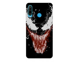 Husa Silicon Soft Upzz Print Huawei P30 Lite Model Monster