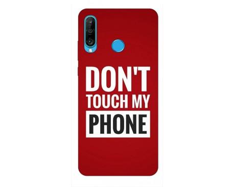 Husa Silicon Soft Upzz Print Huawei P30 Lite Model My Phone