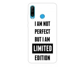 Husa Silicon Soft Upzz Print Huawei P30 Lite Model Limited Edition