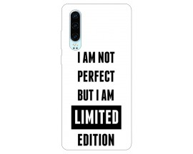 Husa Silicon Soft Upzz Print Huawei P30 Model Limited Edition