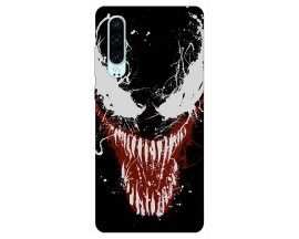 Husa Silicon Soft Upzz Print Huawei P30 Model Monster