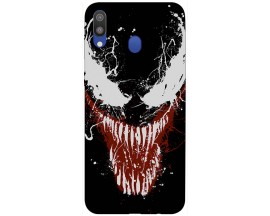 Husa Silicon Soft Upzz Print Samsung Galaxy M20 Model Monster