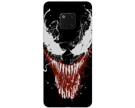 Husa Silicon Soft Upzz Print Huawei Mate 20 Pro Model Monster
