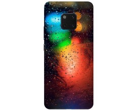 Husa Silicon Soft Upzz Print Huawei Mate 20 Pro Model Multicolor