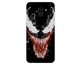 Husa Silicon Soft Upzz Print Samsung J6 2018 Model Monster