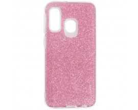 Husa Spate Upzz Shiny Lux Samsung Galaxy A30 Roz
