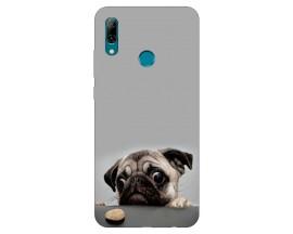Husa Silicon Soft Upzz Print Huawei P Smart 2019 Model Dog