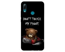 Husa Silicon Soft Upzz Print Huawei P Smart 2019 Model My Phone 2