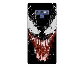 Husa Silicon Soft Upzz Print Samsung Galaxy Note 9 Model Monster