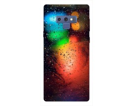 Husa Silicon Soft Upzz Print Samsung Galaxy Note 9 Model Multicolor