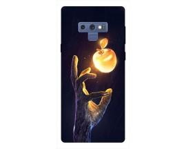 Husa Silicon Soft Upzz Print Samsung Galaxy Note 9 Model Reach