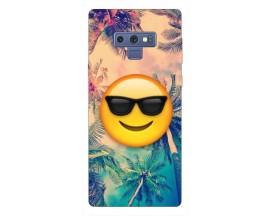 Husa Silicon Soft Upzz Print Samsung Galaxy Note 9 Model Simile