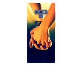 Husa Silicon Soft Upzz Print Samsung Galaxy Note 9 Model Together