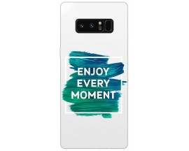 Husa Silicon Soft Upzz Print Samsung Galaxy Note 8 Model Enjoy