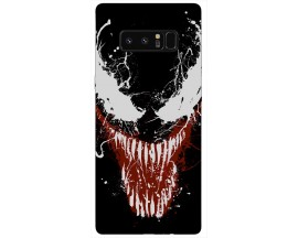 Husa Silicon Soft Upzz Print Samsung Galaxy Note 8 Model Monster