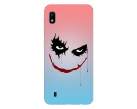 Husa Silicon Soft Upzz Print Samsung Galaxy A10 Model Joker