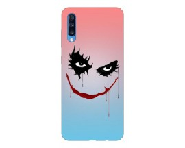 Husa Silicon Soft Upzz Print Samsung A70 Model Joker