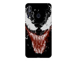 Husa Silicon Soft Upzz Print Samsung Galaxy A60 Model Monster