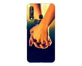 Husa Silicon Soft Upzz Print Samsung Galaxy A60 Model Together