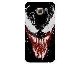 Husa Silicon Soft Upzz Print Samsung S6 Model Monster