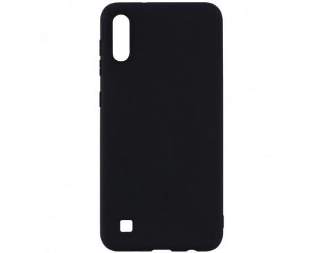 Husa Upzz Pentru Spate Din Silicon Ultra Slim Samsung Galaxy A10 Negru