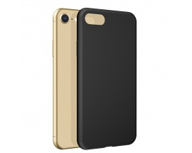 Husa Lux Soft Silicon Mixon iPhone 6s Plus black
