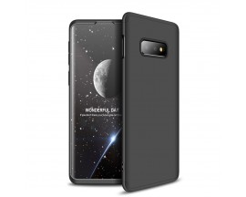 Husa 360 Grade Upzz Protection Samsung Galaxy S10e Negru