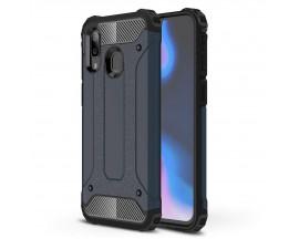 Husa Armor Upzz Samsung Galaxy A40 Anti-shock Dark Blue