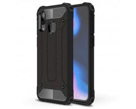 Husa Armor Upzz Samsung Galaxy A40 Anti-shock Negru