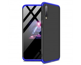 Husa 360 Grade Upzz Protection Samsung Galaxy A70 Negru Albastru