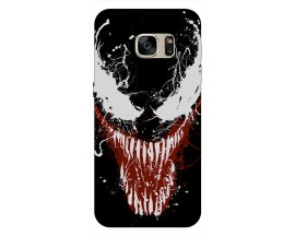 Husa Silicon Soft Upzz Print Samsung S7 Edge Model Monster