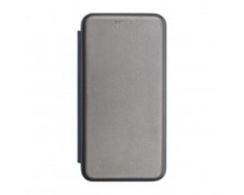 Husa Flip Carte Cu Magnet Lux Upzz Samsung Note 9 Gri
