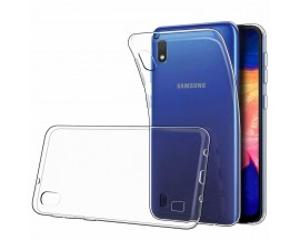 Husa Spate Silicon Ultra Slim Upzz Samsung Galaxy A10 Transparenta
