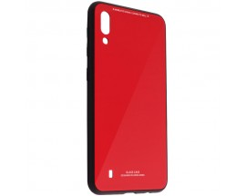 Husa Upzz Glass Samsung Galaxy A10 Red