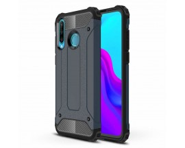 Husa Spate Armor Forcell Huawei P30 Lite Dark Blue